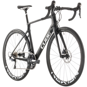 Cube Agree C:62 Race Disc Racercykel sort